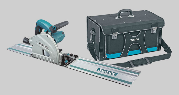 Makita SP6000J1 6-1/2-Inch Plunge Circular Saw with Guide Rail Review
